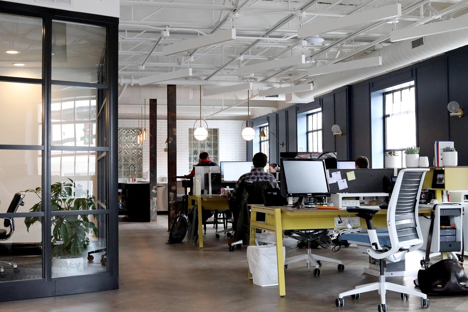 Imagen de oficinas
